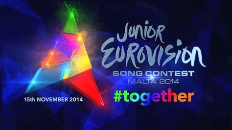 contest theme 2014 junior eurovision song 2014 theme song
