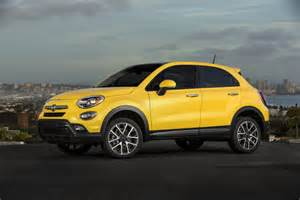 Fiat Sedans 2016 Fiat 500x Review Ratings Specs Prices And Photos