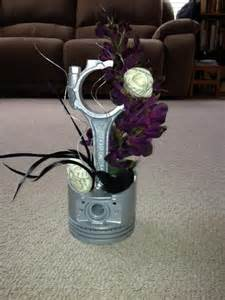wedding registry cing gear car parts centerpiece party theme car
