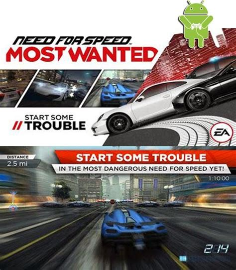 need for speed apk unlimited money need for speed most wanted android version unlimited money apk obb android holders