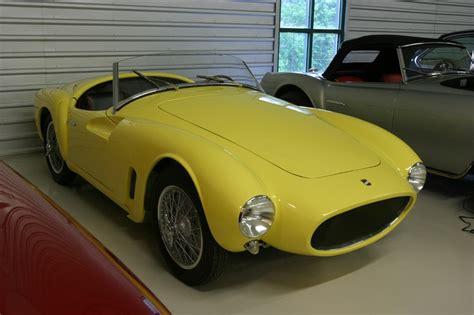 1955 moretti 750 sport   supercars