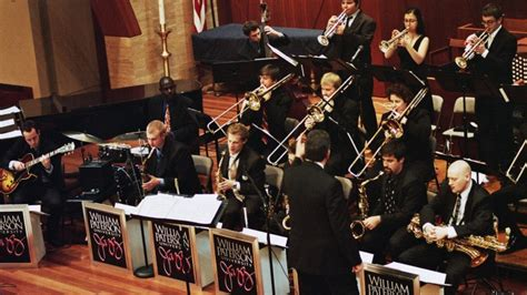 Calendar William Paterson William Paterson Big Band And Ensembles