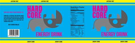 drink bottle label template 2 3 energy drink label