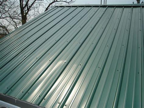 metal roofing on screws for sheet metal roofing
