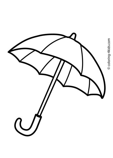 coloring pages for umbrella 25 best ideas about coloring pages for on