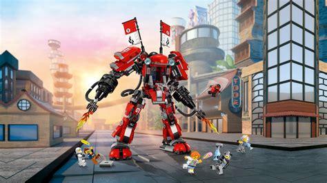 Lego Minifigure Henry 70615 lego ninjago 70615 mech lego co uk
