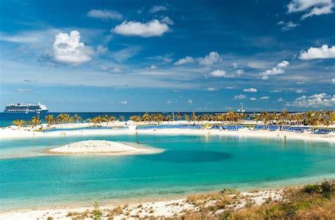 Bacardi Bar Opens on Norwegian Cruise Line's Great Stirrup Cay
