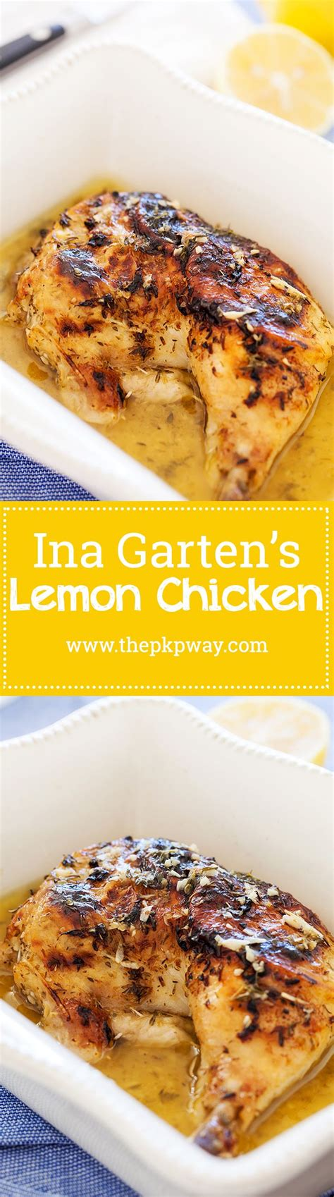 ina garten make ahead recipes ina garten s lemon chicken recipe ina garten on the