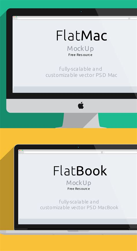 flat design app mockup free mockups for graphic designers designcontest