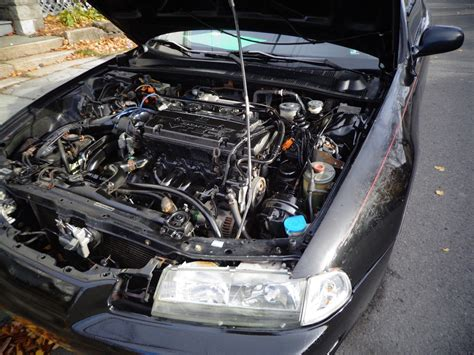 how do cars engines work 1993 honda prelude on board diagnostic system 93 honda prelude si 2 3 engine 5 speed manual runs drives used cop car classic honda prelude