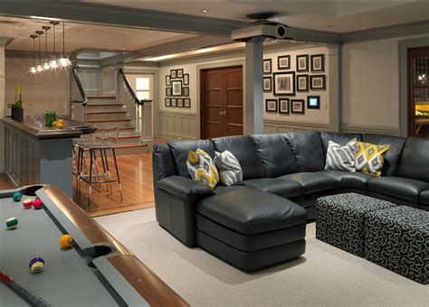 20 Fantastic Family Room Decorating Ideas