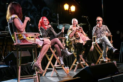 The B 52s Kicked At The by B 52s Conversation Concert Kick Trojan Family Weekend