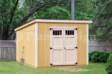 How To Build An 8 X 10 Shed
