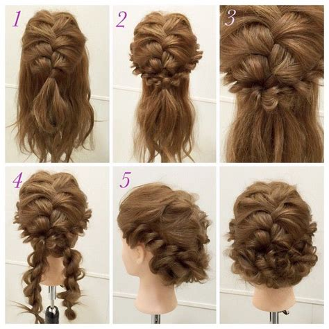 other ways to dip your braids fish braid hair design up date your hair style for