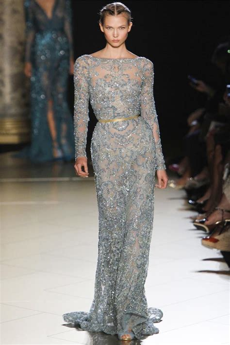 Motley Couture Couture In The City Fashion by Elie Saab Haute Couture 15
