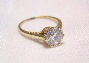 antique gold wedding rings yellow gold engagement rings vintage inspired yellow gold