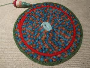 Fun Rugs French Knitting Eruptivedesigns