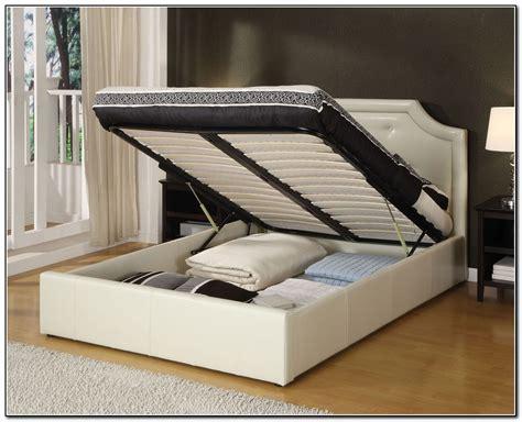 mako wood furniture   cap angel king captains bed