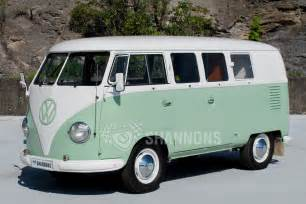 volkswagen kombi sold volkswagen kombi split window cervan conversion