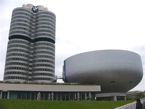 sede bmw germania storia marchio bmw auto design tech