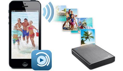 Wifi Media Tanpa Tv Kabel jual seagate wireless plus usb 3 0 1tb stck1000300 beli