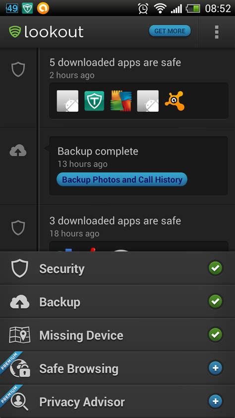 security app android best android security app