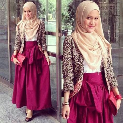 Jilbab Instan Untuk Wajah Bulat model jilbab untuk wajah bulat dengan gaya jilbab silang
