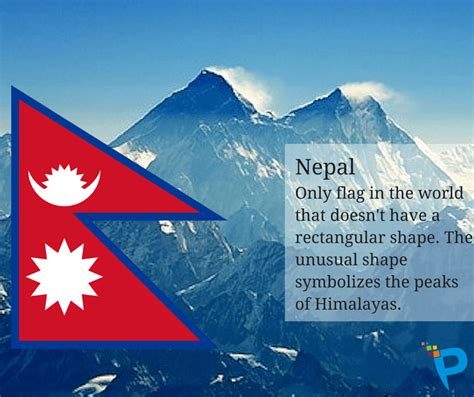 flags of the world nepal interesting flags of the world surprising facts about