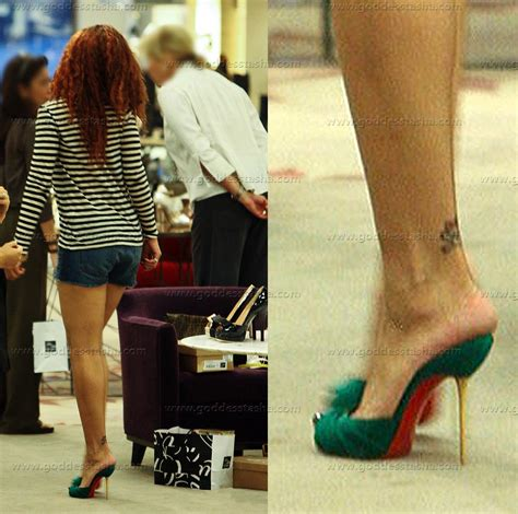 rihanna high heel boots 301 moved permanently