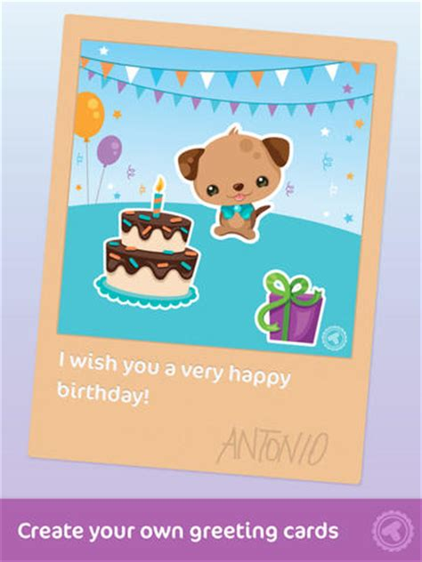 printable greeting cards for ipad toonia cardcreator create print send personalized