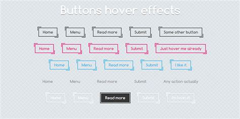 material design button effect css 20 cool css buttons 2017 web graphic design bashooka