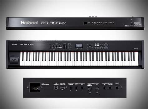 Keyboard Roland Rd 300nx Roland Rd 300nx Image 630607 Audiofanzine