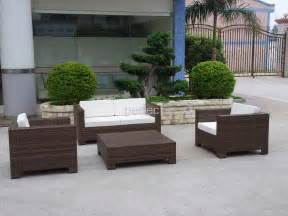 sitzgruppe garten rattan garden furniture outdoor furniture patio