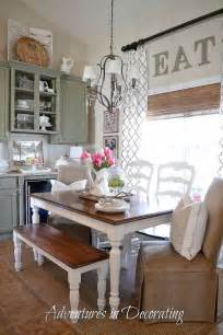 ideas country dining tables pinterest
