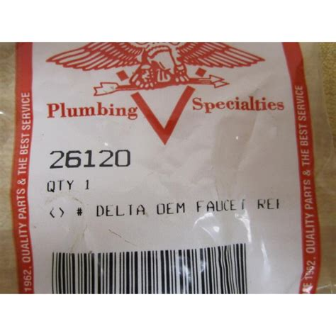 Plumbing Specialties by Best Plumbing Specialties 26120 Delta Oem Faucet Repair