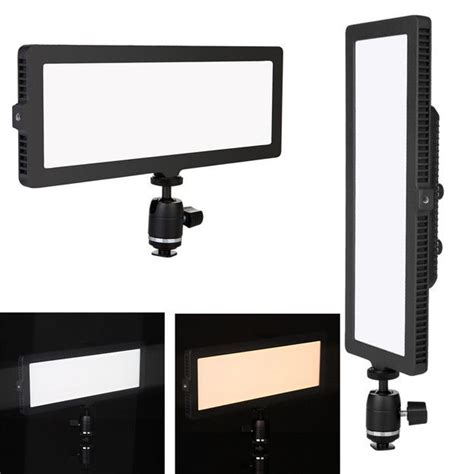 led stable bicolor edge soft led lights aluminum solid stable