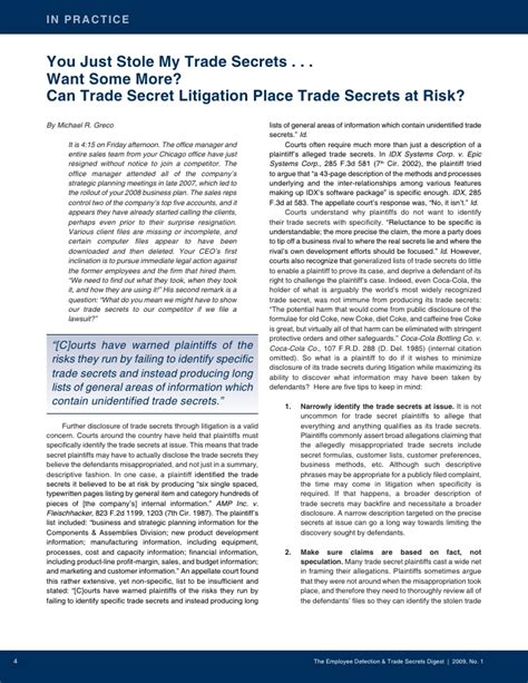 california labor code section 2870 employee defection trade secrets digest