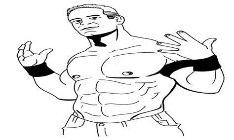 cena coloring pages cena coloring pages easy coloring pages
