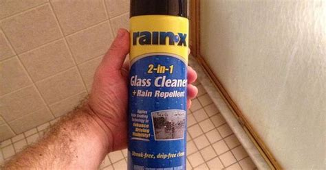 hometalk a surprising way to prevent soap scum how to clean soap scum shower doors soap scum and shower doors