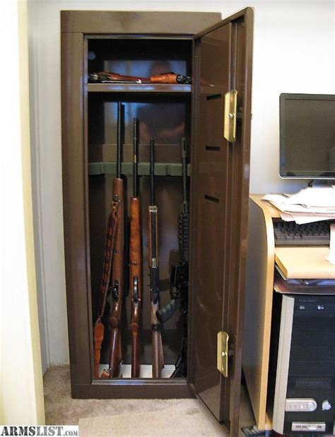 armslist for sale homak 8 gun safe security cabinet