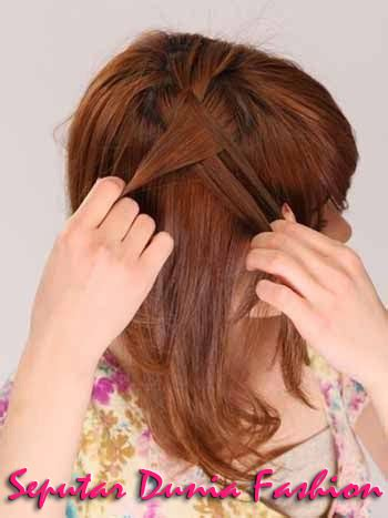 hairstyles ikat rambut mengikat rambut panjang ala korea cara menata rambut wanita ala korea 4 kessdsds cara