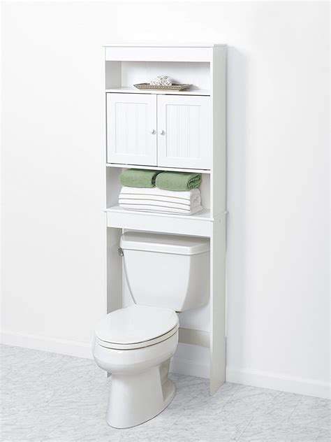 bathroom organizer over toilet bathroom cabinet storage over toilet organizer 2 door