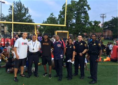 dc housing authority nfl players association dc public housing authority police department nflpa hold