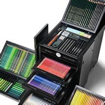 Pensil Warna Faber Castell Watercolor 24 Warna Tin luxury materials uk s finest supplies cass