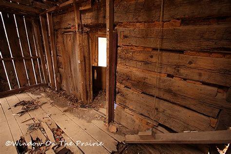 log cabin in arkansas 171 window on the prairie