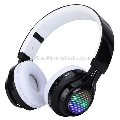 Headset Bluetooth Handphone free logo print smart wireless stereo headphone bluetooth