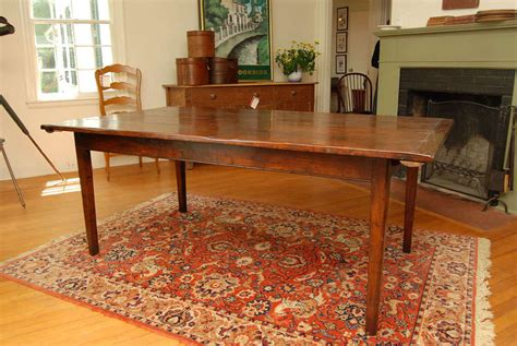 Reproduction Dining Room Furniture by Reproduction Farm Dining Table In Oak For Sale At 1stdibs