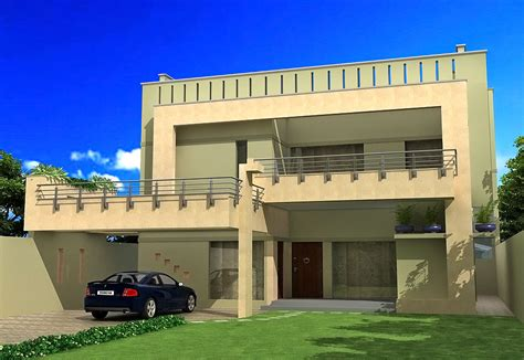 House Designs In Pakistan | 3D House Designs In Pakistan Joy