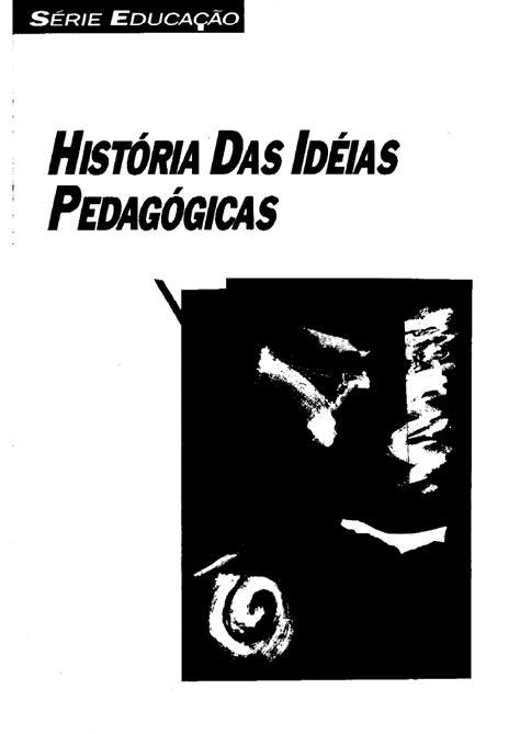 História das ideias pedagógicas (com imagens) | Ideias