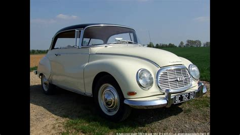Auto Union by Auto Union Coup 233 1000 S De Luxe 1963 Youtube